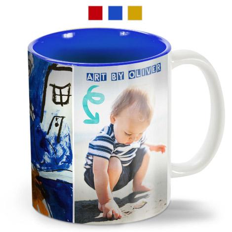 Coloured Coffee Mugs