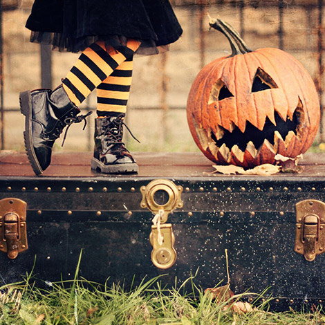 Spooktastic Halloween Photos