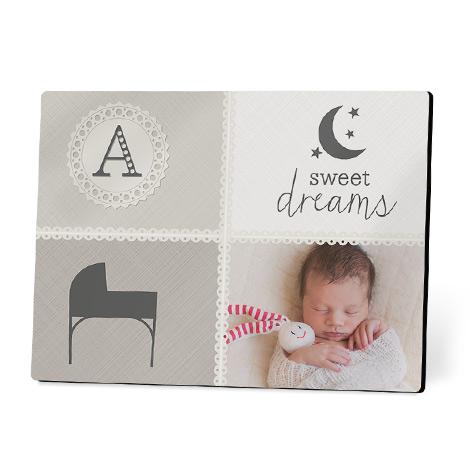 Baby Photo Panel