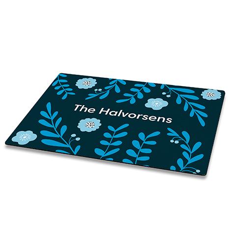 Personalized Floor Mat