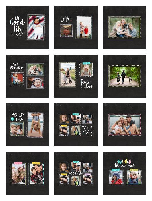 Wall Calendar, 12X12, 12 Months | Calendars | Calendar | Snapfish Us