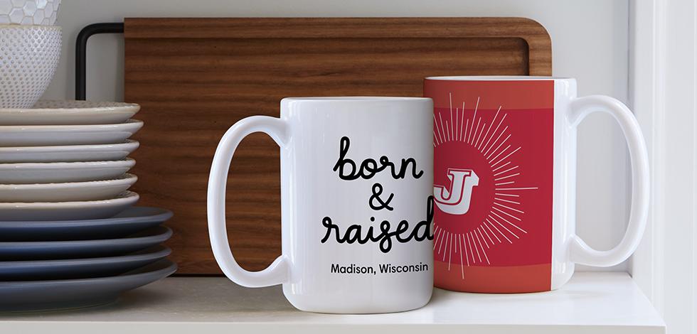 15oz. Coffee Mugs