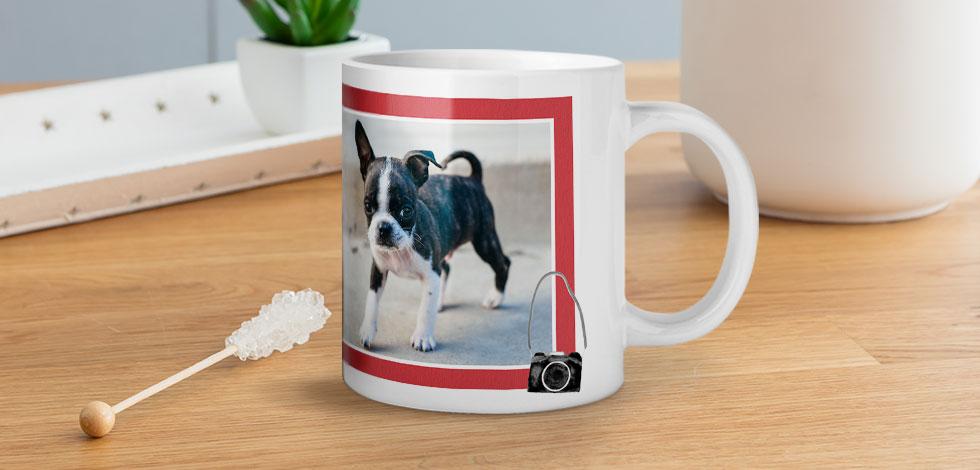 Una tazza davvero personale