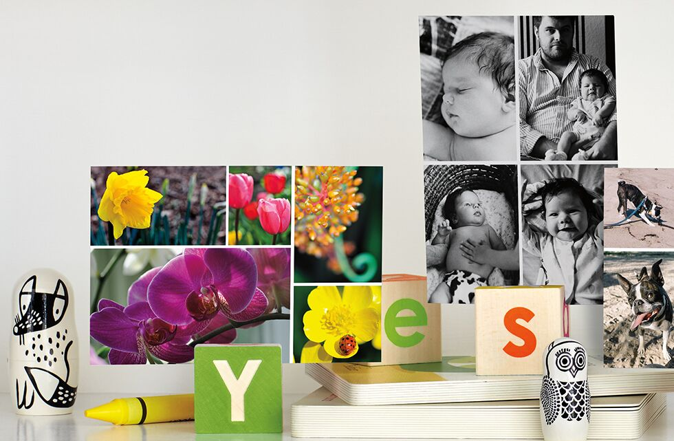 Personalised Photo Collage Prints & Gifts