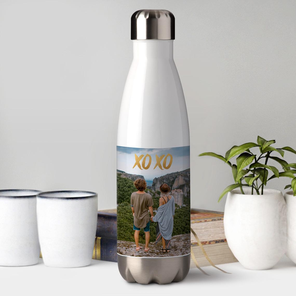 Personalisierte Trinkflasche