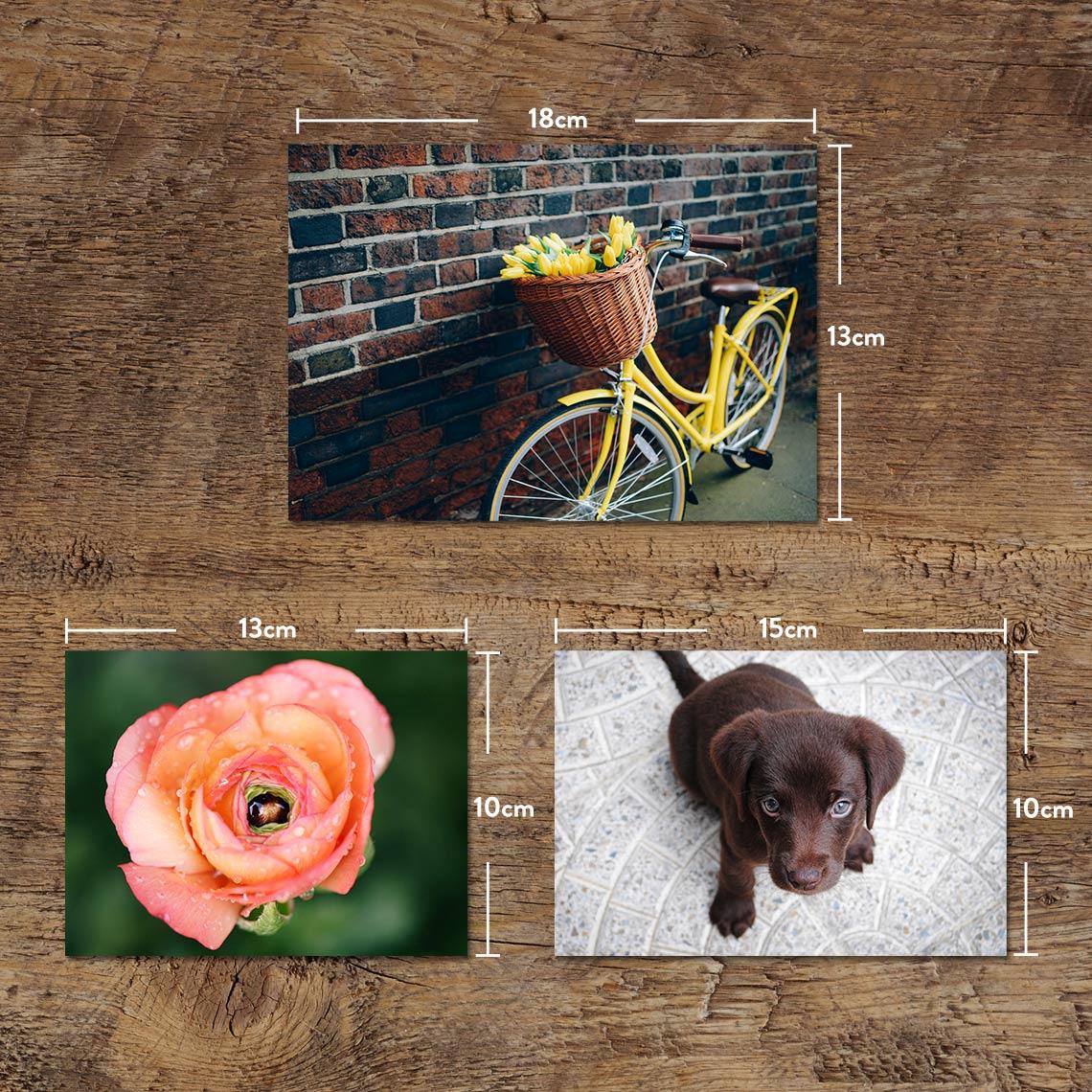 15x10cm Photo Prints