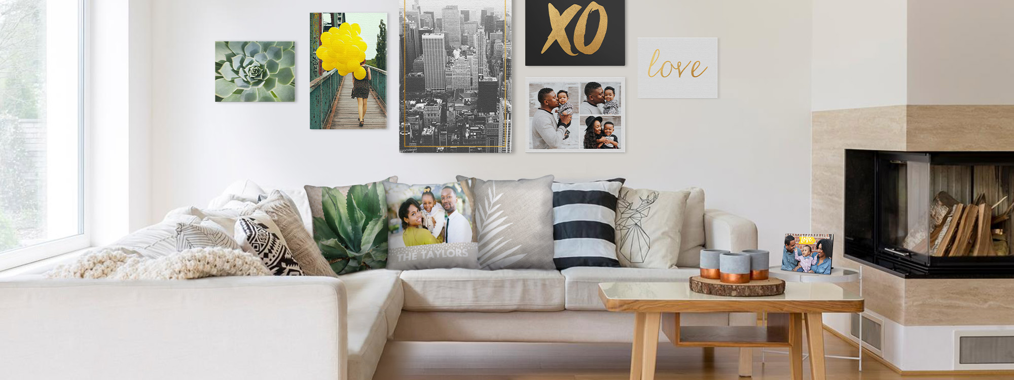 Home Decor Ideas Beautifully Display Your Photos Throughout The House - Beautiful-home-decor-ideas