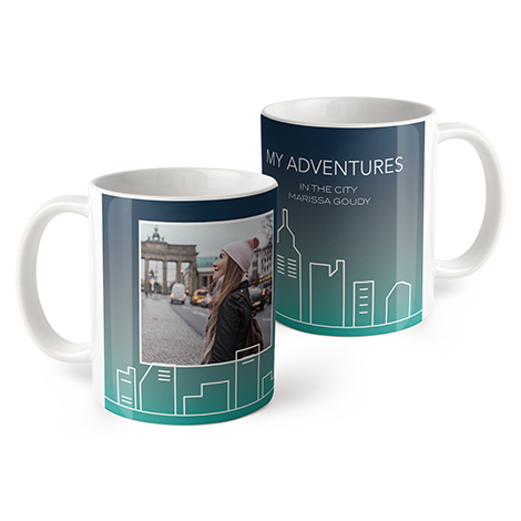 Photo Coffee Mug, 11oz.