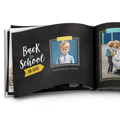 Hardcover Photo Book, 8x11