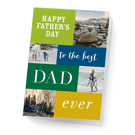 Photo Cards (Father's Day)