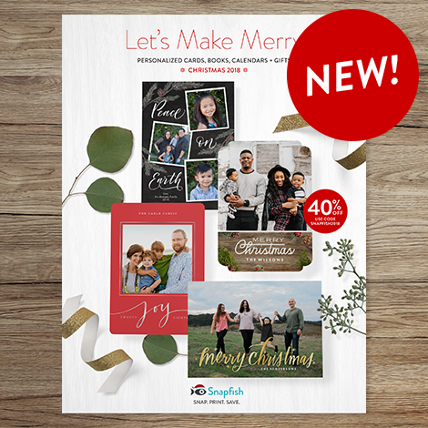 Shop Our Christmas + Holiday Catalog