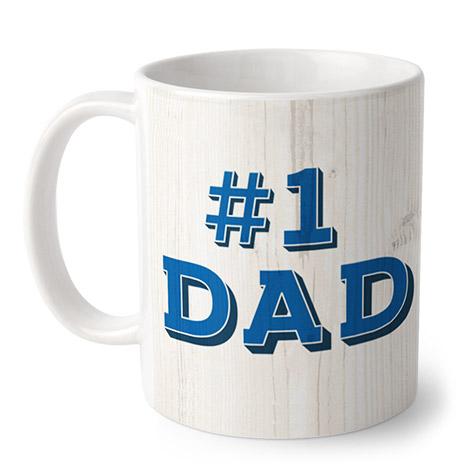 Dad Washed Wood
