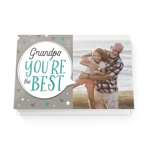 Grandpa, You're The Best