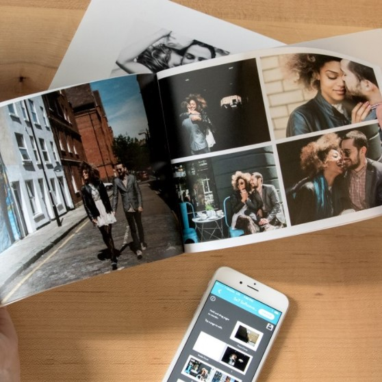 How to Create Photo Books in the Snapfish App
