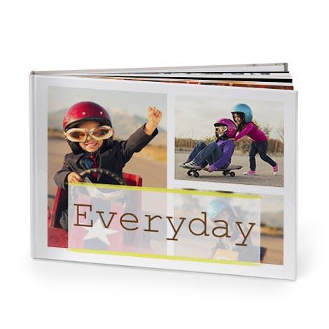 Everyday inspiring photo albums