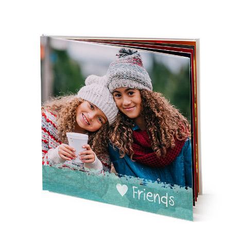 """30x30cm Square Photo Book (12x12"""")"""