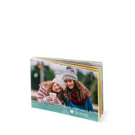 "A6 Landscape Photo Book (6x4"")"