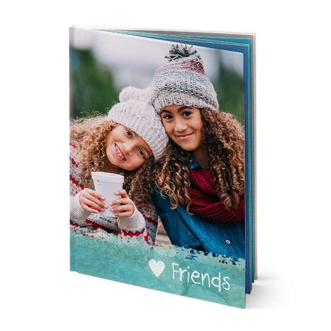 """A4 Portrait Photo Book (8x11"""")"""