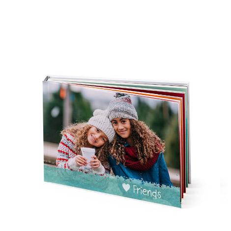 "A5 Landscape Photo Book (8x6"")"