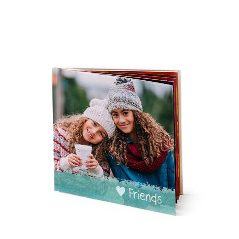 """20x20cm Square Photo Book (8x8"""")"""
