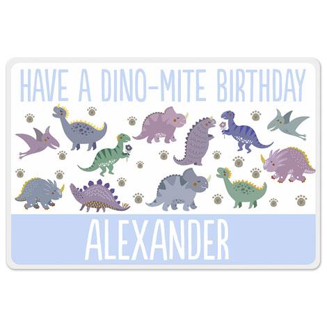 Dino-Mite Birthday