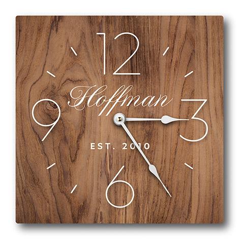 Wooden Family Name