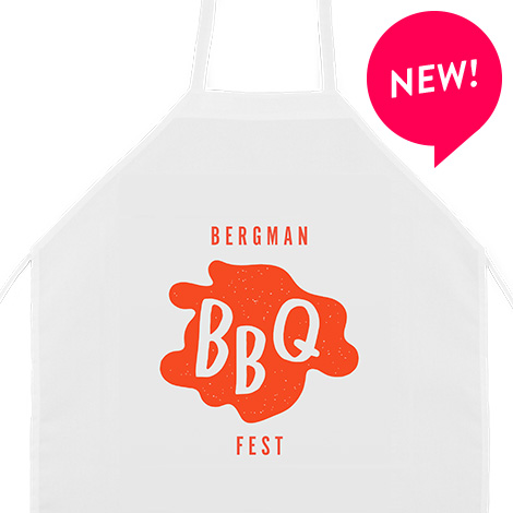Custom Photo Apron