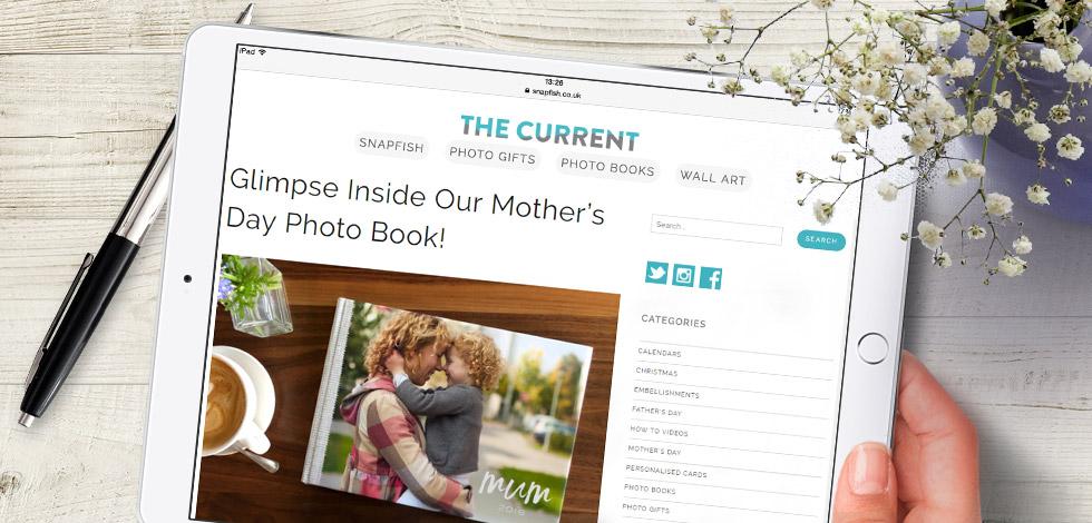 Magic Mum photo book