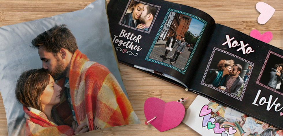 Ideas to create personalized photo gifts