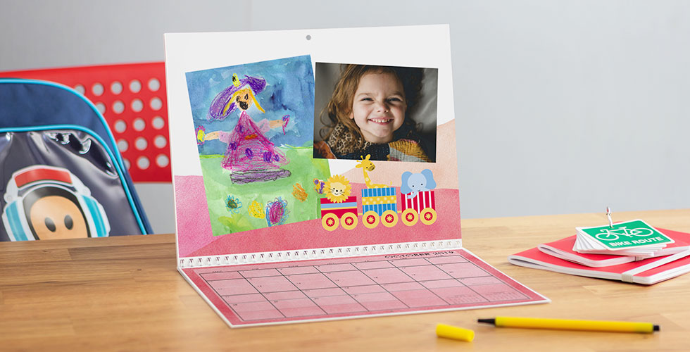 Tips for making photo calendars