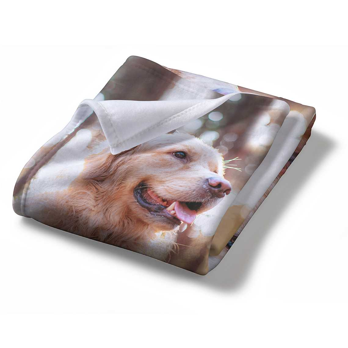 "Personalized 60-50"" Arctic Fleece Photo Blankets"