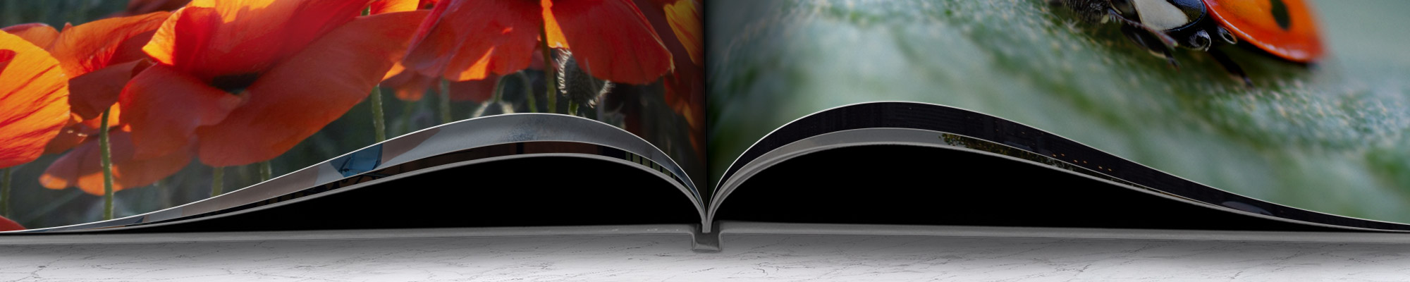 Photo Books with standard paper