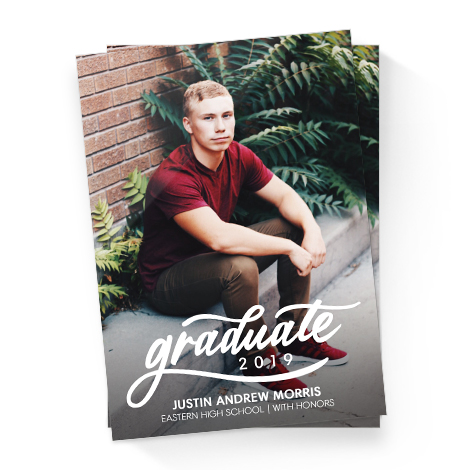 2019 Graduation Announcements