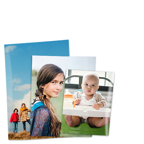 Prints Image showing 3 Different Sizes