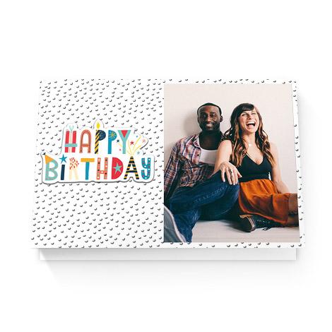 Happy birthday to boyfriend card
