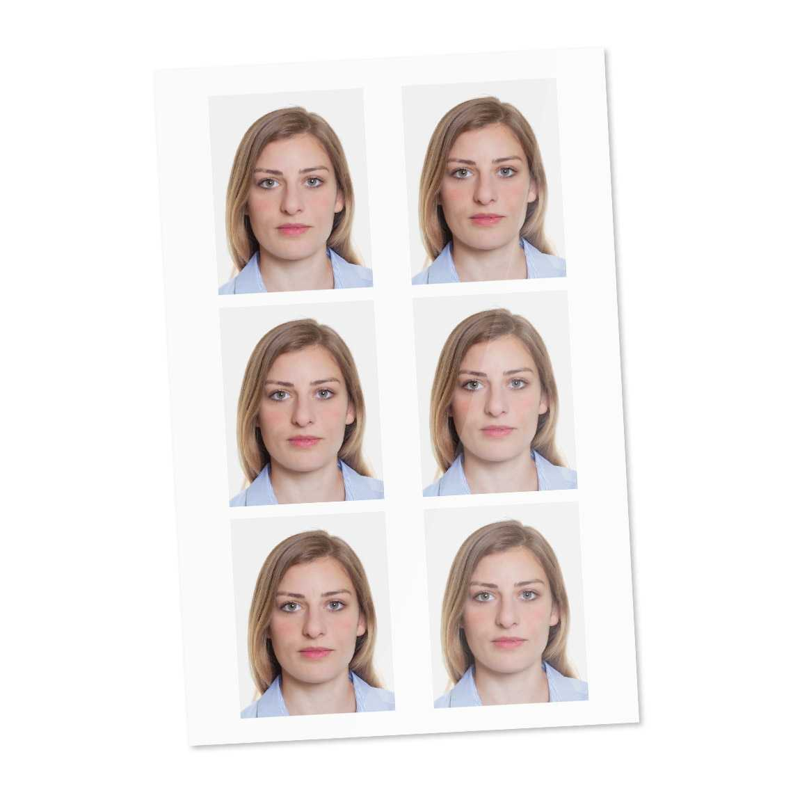 Passport Photo (ROI)