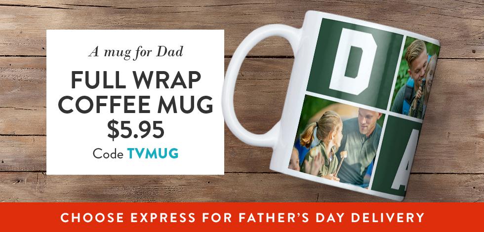 Dad's favourite mug