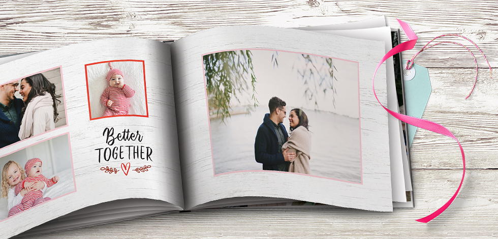 8x11 Hardcover Photo Book