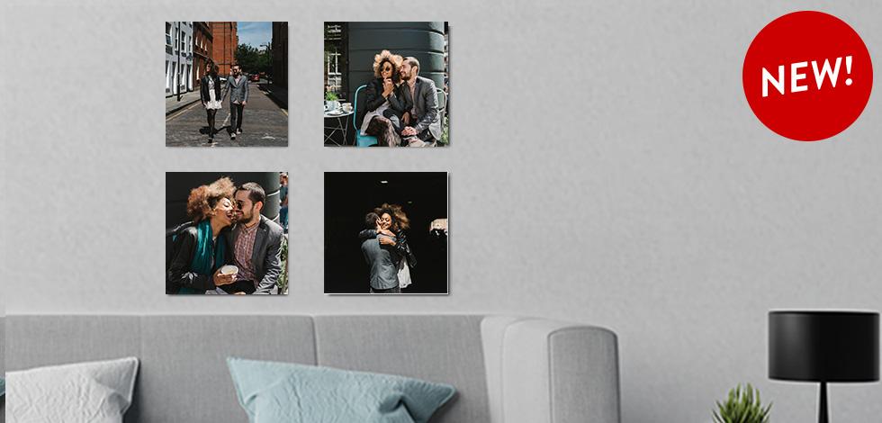 8x8 Photo Tile