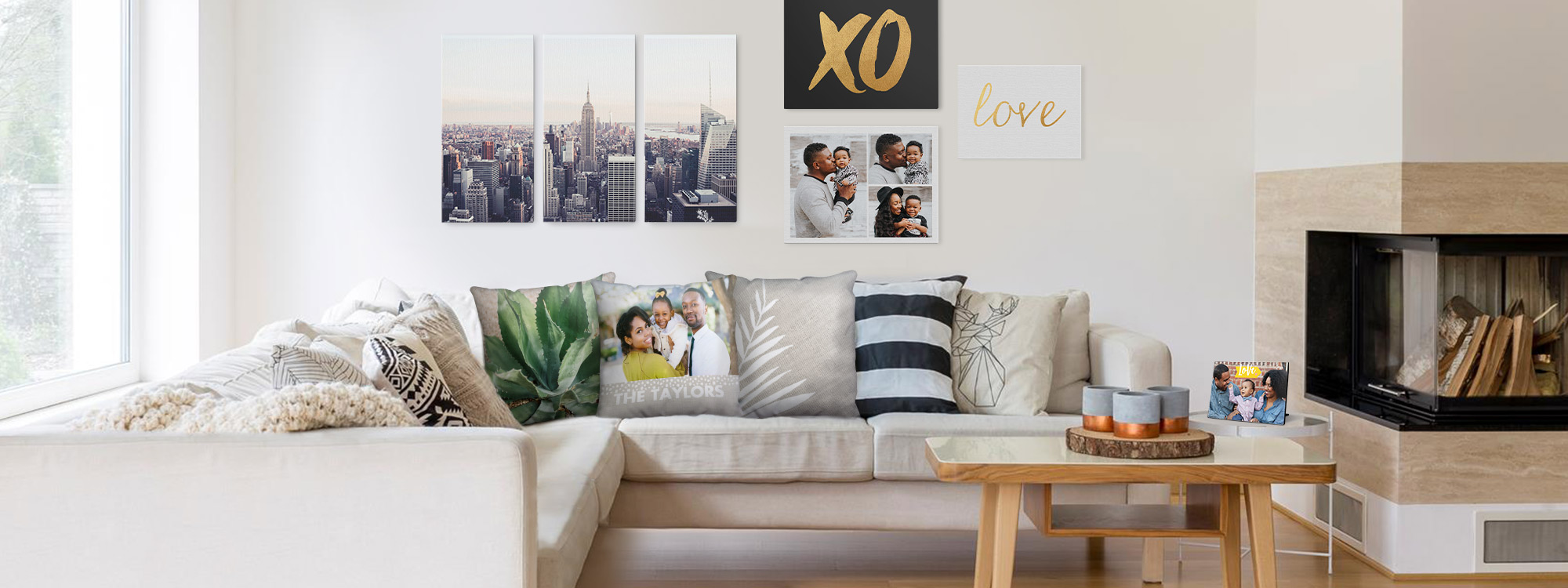 Home Decor Ideas Beautifully Display Your Photos Throughout The House