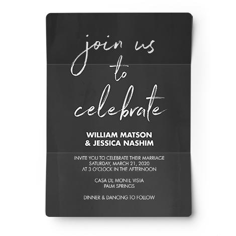 Invitations + Announcements