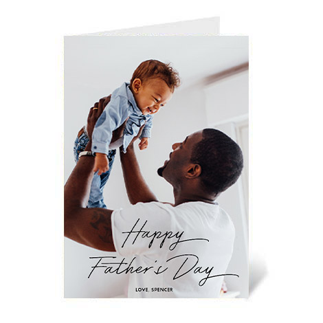 Simple Father's Day Card