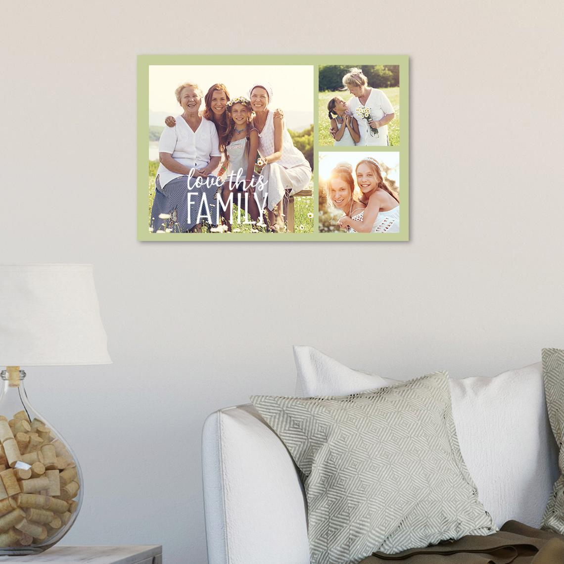 10x8 (25x20cm) Collage Photo Prints (Gloss)