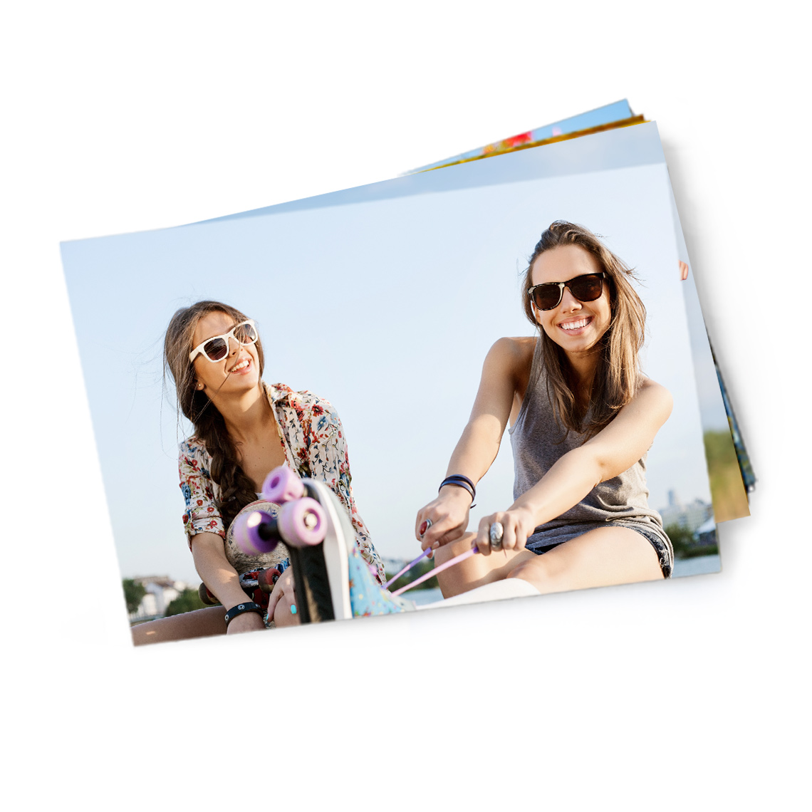 "An image of 12"" x 8"" (30x20cm) Personalised Photo Prints - Gloss 