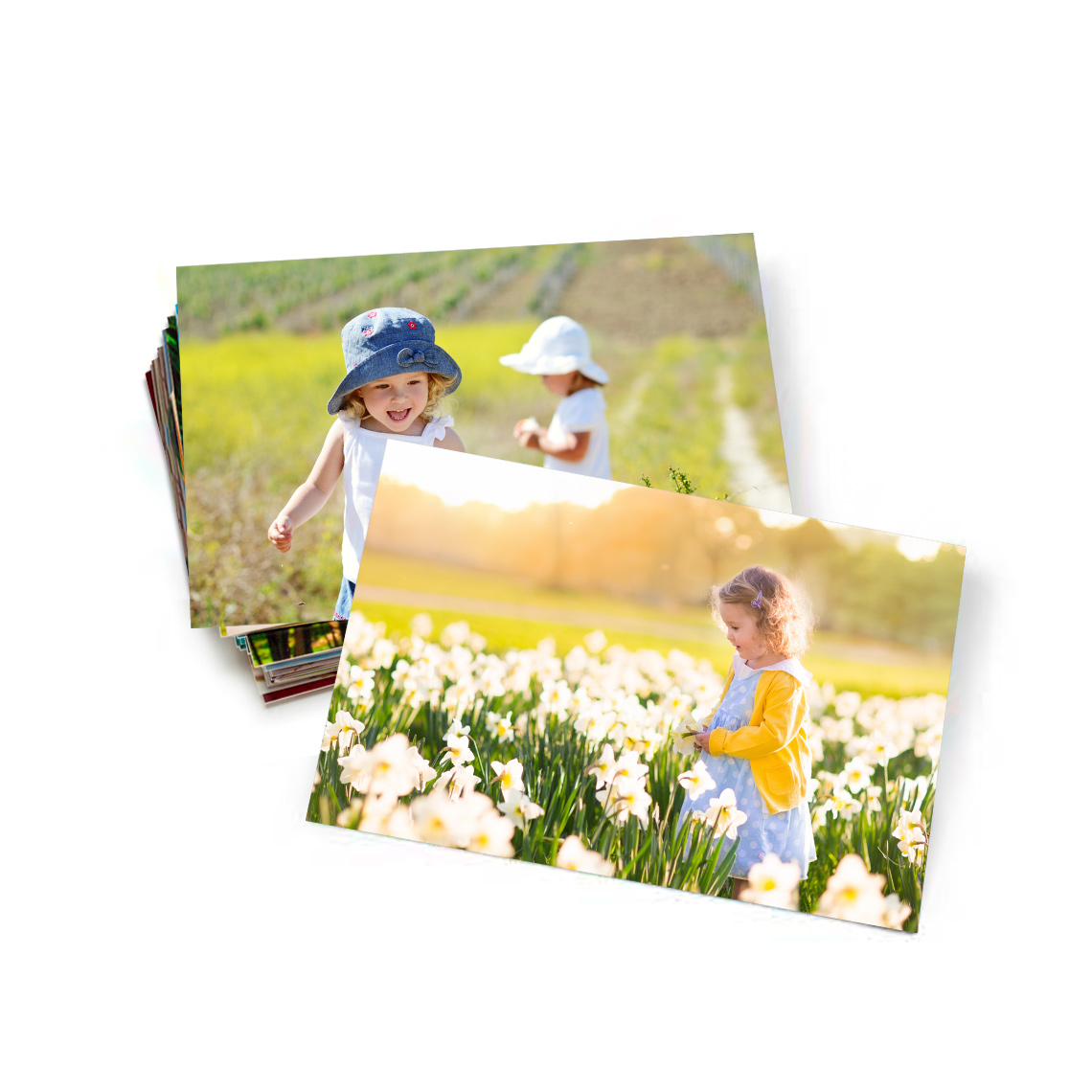 "An image of 7"" x 5"" (18x13cm) Personalised Photo Prints - Gloss 