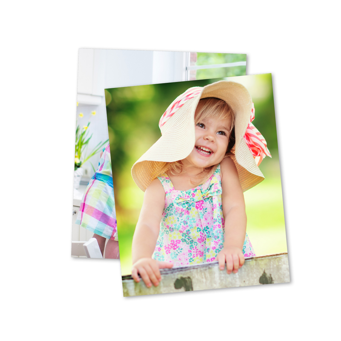 "An image of 8"" x 6"" (20x15cm) Personalised Photo Prints 