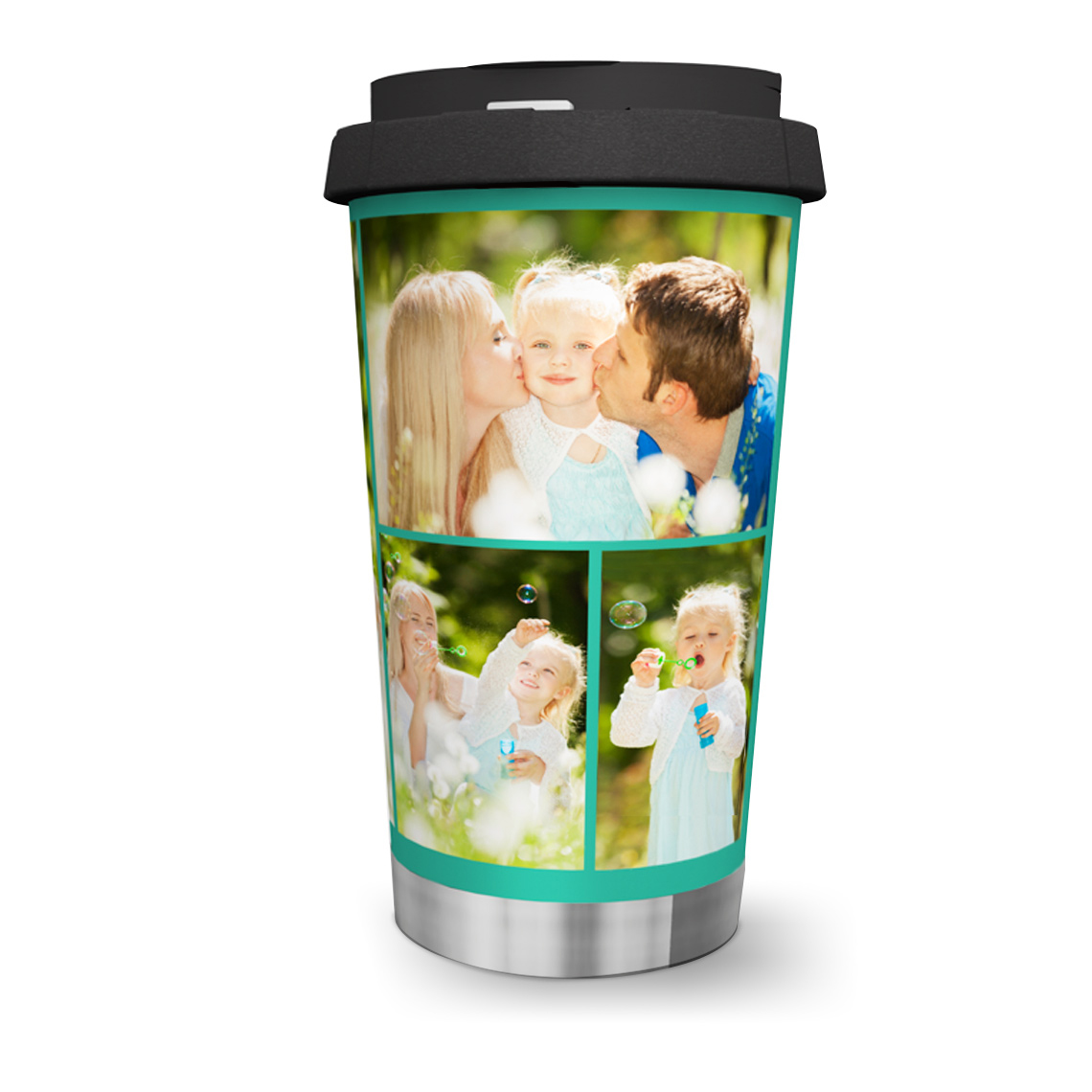 personalised photo travel mugs best mugs design. Black Bedroom Furniture Sets. Home Design Ideas