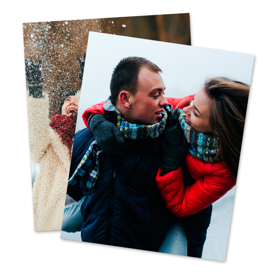 """An image of 10"""" x 8"""" (25x20cm) Personalised Photo Prints - Gloss 