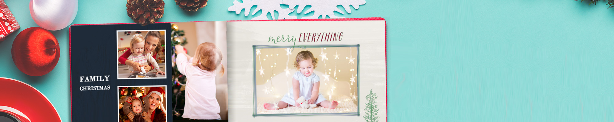 Photo Books : Tell your own story with our personalised photo book range from £5.99