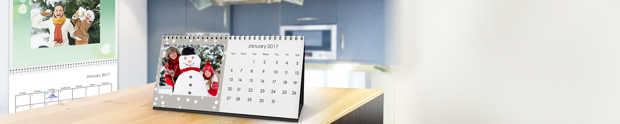 Photo Calendars : Enjoy a smile a day with our Personalised Photo Calendars
